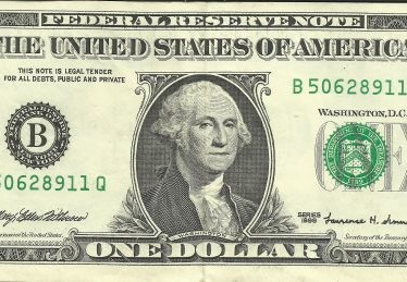United States Of America 1 Dollar